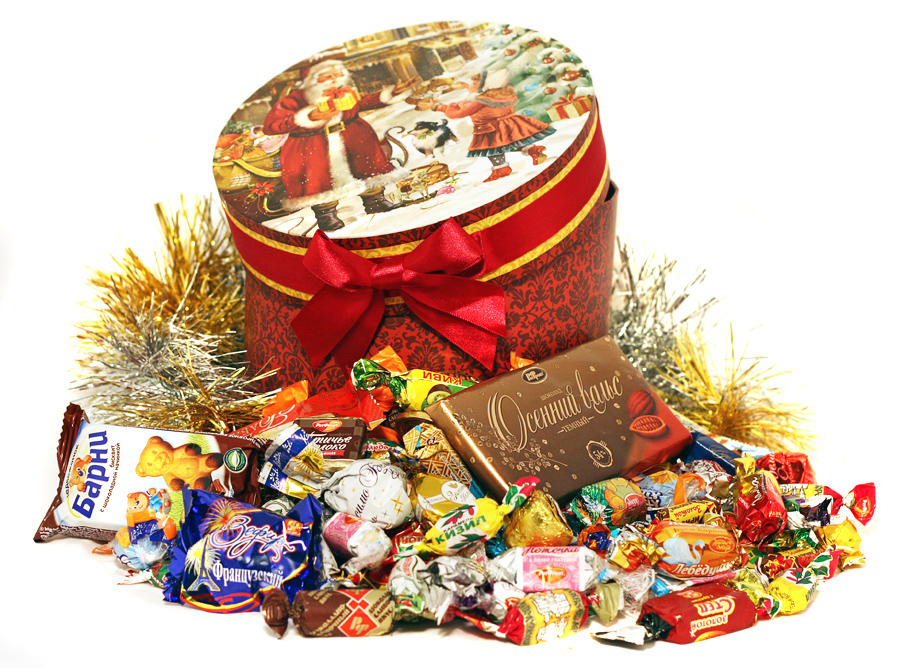 Новогодний подарок 2 ru