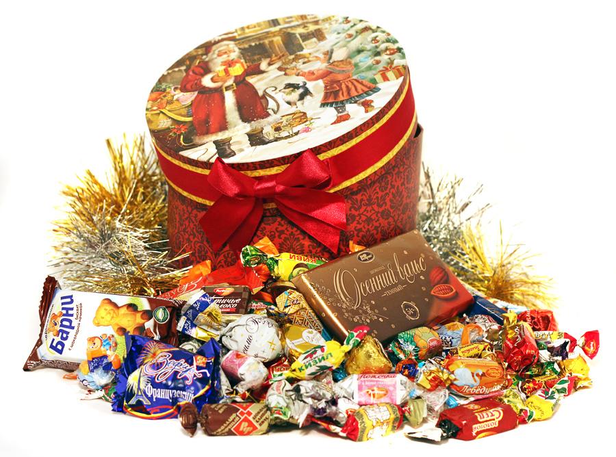 Новогодние подарки и упаковка для подарков. Где купить?